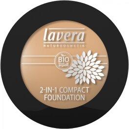Lavera 2-in-1 Compact Foundation 10g