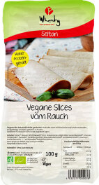 Wheaty Bio Vegan Slices vom Rauch 100g