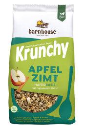Barnhouse Krunchy Apfel-Zimt 375g