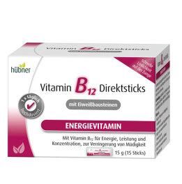 Hübner Vitamin B12 Direktsticks 15g