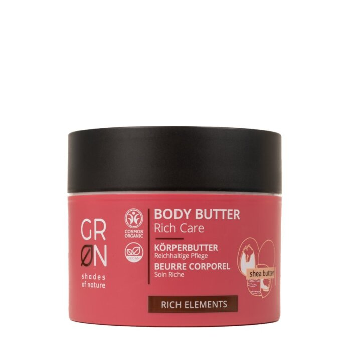 GRN shades of nature Body Butter Shea Butter 200ml