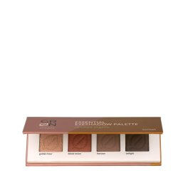 GRN shades of nature Eyeshadow Palette sunset 5g