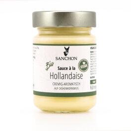 Sanchon Sauce Hollandaise im Glas 170 ml