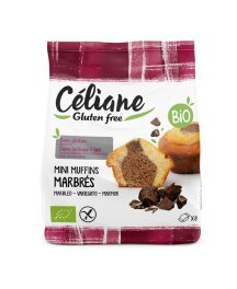 Céliane Mini-Marmor-Muffins glutenfrei 200 g