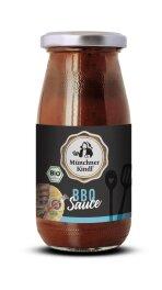 Münchner Kindl BBQ Sauce Bio 250 ml