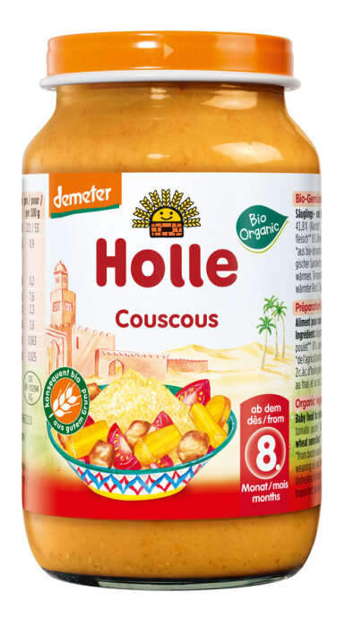 Holle Couscous 220 g