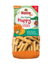 Holle Happy Sticks Kürbis Rosmarin 100 g