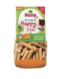 Holle Happy Sticks Karotte Fenchel 100 g