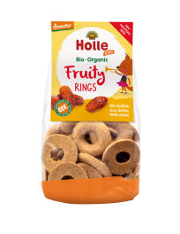Holle Fruity Rings mit Datteln 125 g