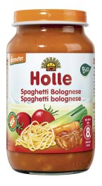 Holle Baby Food Spaghetti Bolognese 220g