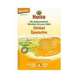 Holle Baby Food Baby Dinkel-Zwieback 200g