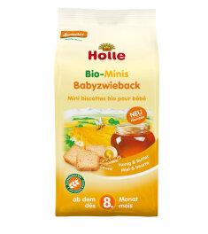 Holle Baby Food Minis Babyzwieback 100g