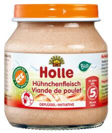 Holle Baby Food Hühnchenfleisch 125g