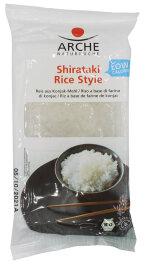 Arche Naturküche Shirataki Rice Style 294 g