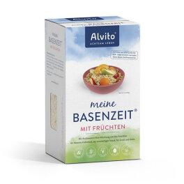 Alvito Meine Basenzeit mit Früchten 800 g