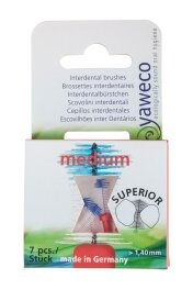 Yaweco Interdentalbürstchen medium