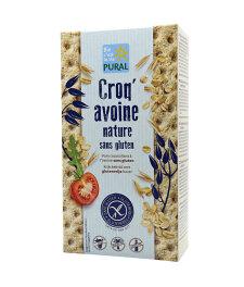 Pural Croq Hafer Natur glutenfrei 160 g