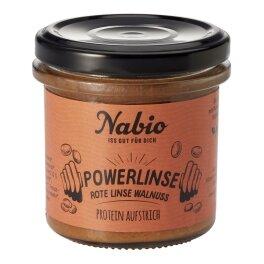 Nabio Protein Aufstrich Rote Linse Walnuss 140 g