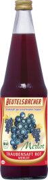 Beutelsbacher Traubensaft rot Merlot 700 ml