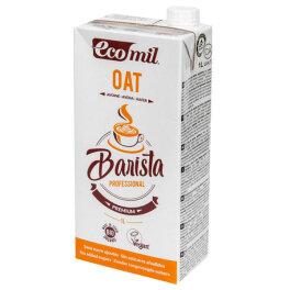Ecomil Haferdrink Barista zuckerfrei 1L bio