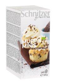 Schnitzer Muffin minis Stracciatella 4 stk 120 g