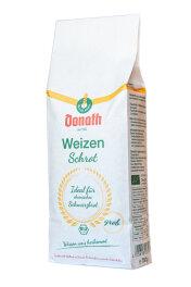 Donath Mühle Weizen-Vollkornschrot grob 750 g