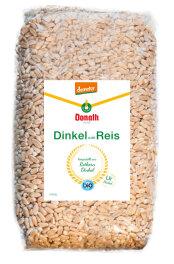 Donath Mühle Dinkel wie Reis demeter 500 g