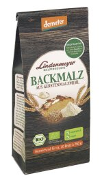Donath Mühle Backmalz Lindenmayer demeter 200 g