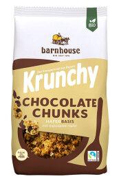 Barnhouse Krunchy and Friends Chocolate Chunk 500 g