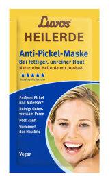Luvos-Heilerde Luvos-Heilerde Anti-Pickel-Maske 15 ml