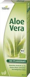 Hübner Aloe-Vera-Bio-Pflanzensaft 490 ml