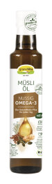 granoVITA Müsli Öl nussig 250 ml