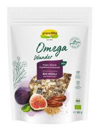granoVITA Omega Wunder Müsli 380 g