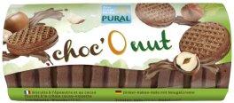 Pural Choc O nut Dop.Keks Nougatcreme 85 g