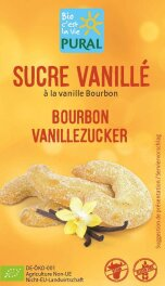 Pural Vanillezucker 5x8 g