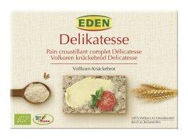 Eden Knäcke Roggen Vollkorn Delikatesse 250 g