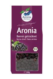 Aronia Original Aroniabeeren getrocknet FHM 500 g