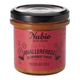 Nabio Protein Aufstrich Kichererbse 140 g