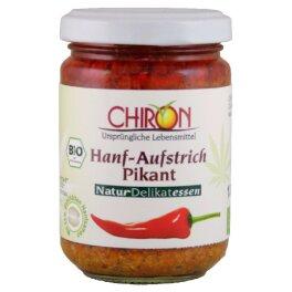 CHIRON Hanfaufstrich Pikant 135 g