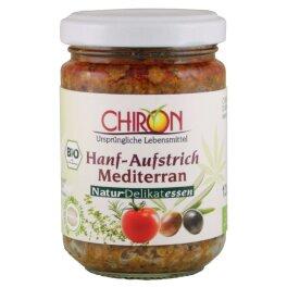 CHIRON Hanfaufstrich Mediterran 135 g