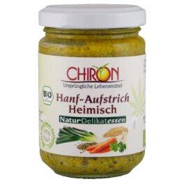 CHIRON Hanfaufstrich Heimisch 135 g