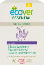 Ecover Essential Universal Waschpulver Lavendel Ess 1200 g