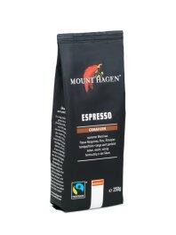 Mount Hagen Mount Hagen Espresso gemahlen entkoffeiniert...