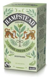 Hampstead Tea Grüntee demeter 20 Stk