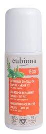 eubiona Sport Deo-Roller Rosmarin-Grüner Tee 50ml