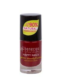 Benecos Nail Polish cherry red 5ml