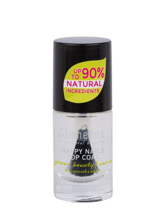 Benecos Nail Polish crystal 5ml
