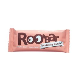 Roo´bar Mulberry & Vanilla