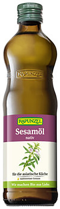 Rapunzel Sesamöl nativ Bio 500ml
