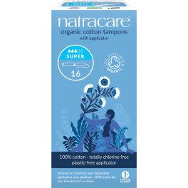 Natracare Tampons Normal mit Applikator 16 Stück